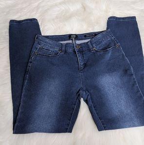 Jones New York Madison Skinny Ankle Denim Jeans 4